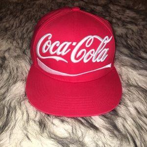 Coca Cola snap back